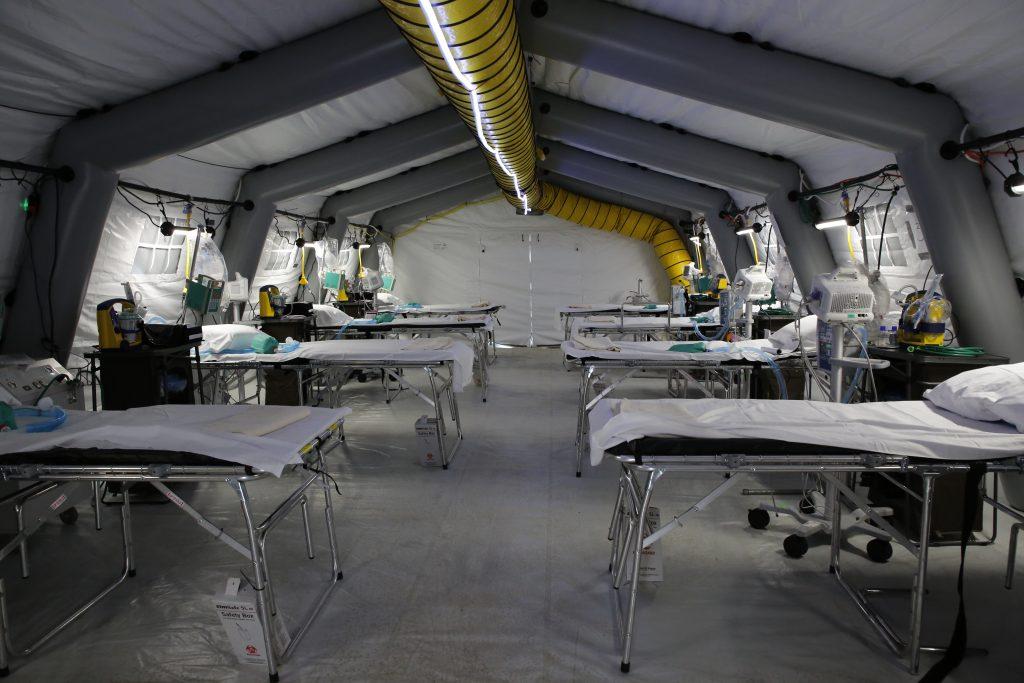 Ospedali da Campo: Ong statunitense completa il primo aCremona