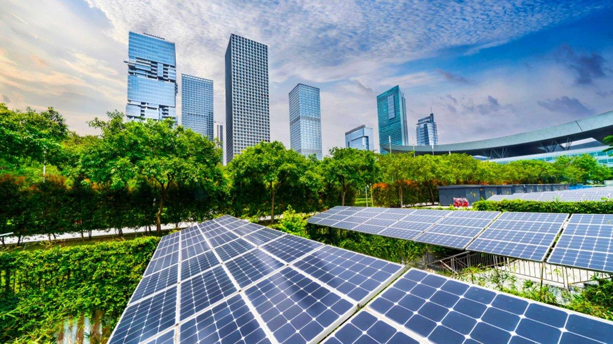 Il Green Building: unione tra architettura enatura