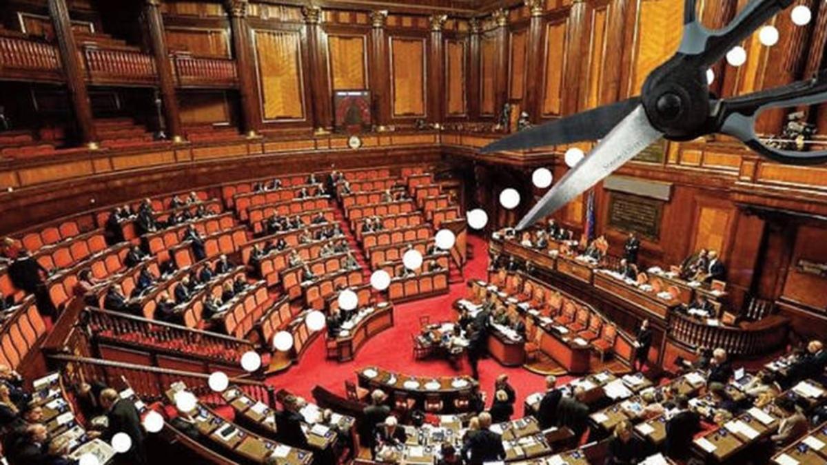 Il referendum taglia parlamentari: le date, gli orari e l'analisi dei numeri dei parlamentariitaliani